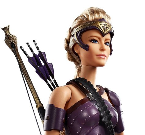 General Antiope Barbie Doll