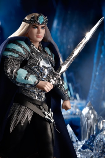 King of the Crystal Cave Barbie Doll 1