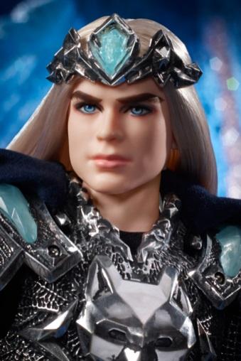 King of the Crystal Cave Ken Doll, nuevo muñeco de la colección Faraway Forest
