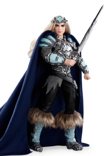 King of the Crystal Cave Barbie Doll 4