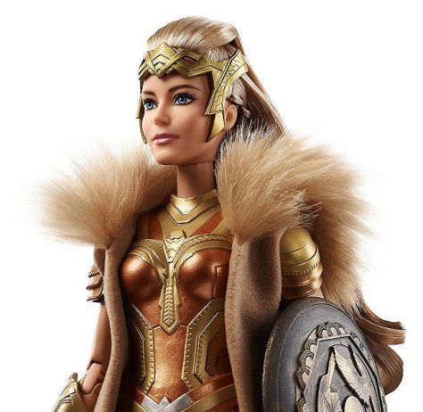Queen Hippolyta Barbie Doll 3