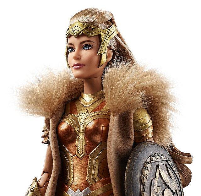 Queen Hippolyta Barbie Doll: la reina de las amazonas ha llegado