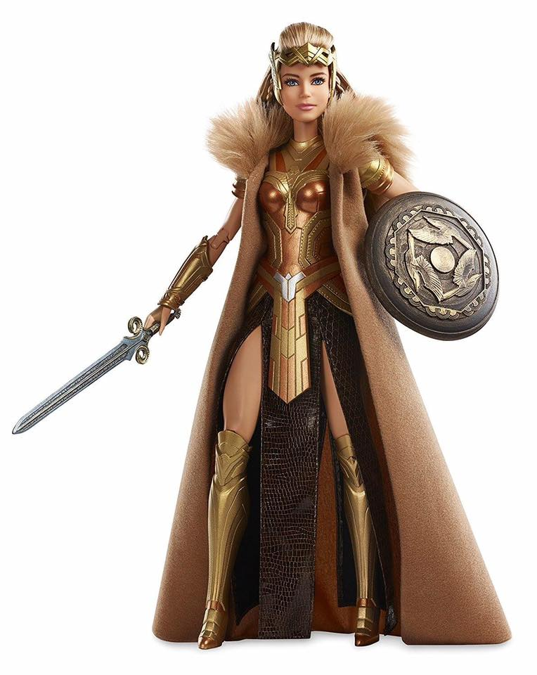 Queen Hippolyta Barbie Doll