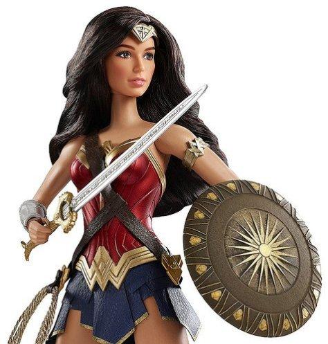 Wonder Woman Barbie Doll 2017 (2)