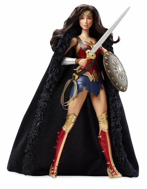 Wonder Woman Barbie Doll 2017