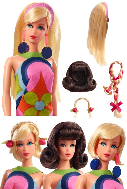 50th Anniversary Barbie Hair Fair Doll 1