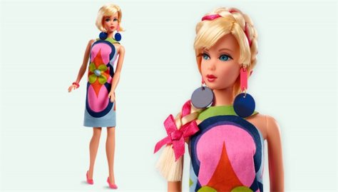 50th Anniversary Barbie Hair Fair Doll