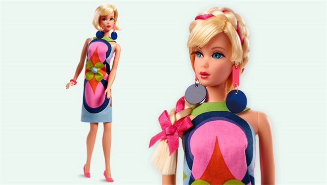 Próximamente: 50th Anniversary Barbie Hair Fair Doll