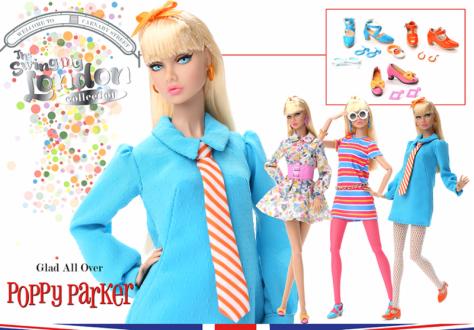 Glad All Over Poppy Parker 9