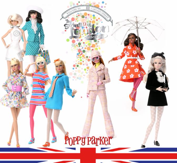 Poppy Parker se va a Londres… y se va
