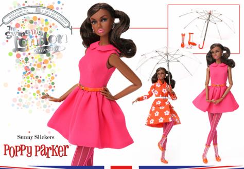 Sunny Slickers Poppy Parker 7
