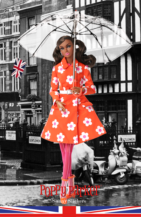 Sunny Slickers Poppy Parker