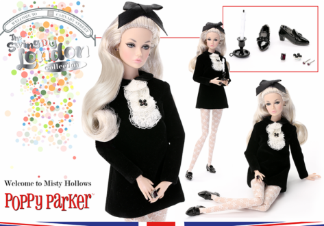 Welcome to Misty Hollows Poppy Parker 5