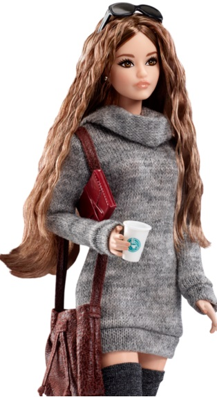 Barbie The Look Doll (1)