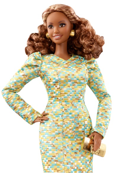 Barbie The Look Doll Curvy (1)