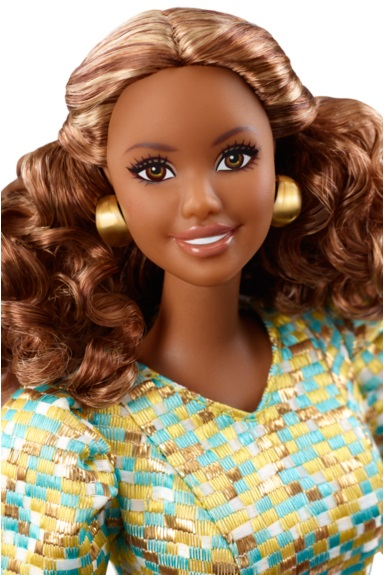 Barbie The Look Doll Curvy (2)