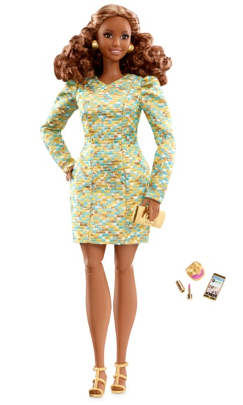 Barbie The Look Doll Curvy