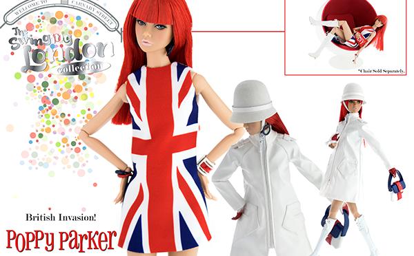 Poppy Parker: British Invasion!