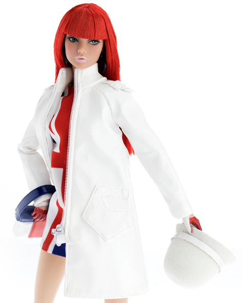 British Invasion! Poppy Parker doll 3
