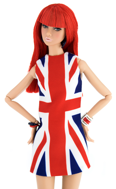 British Invasion! Poppy Parker doll 4