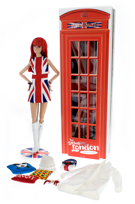 British Invasion! Poppy Parker doll 5