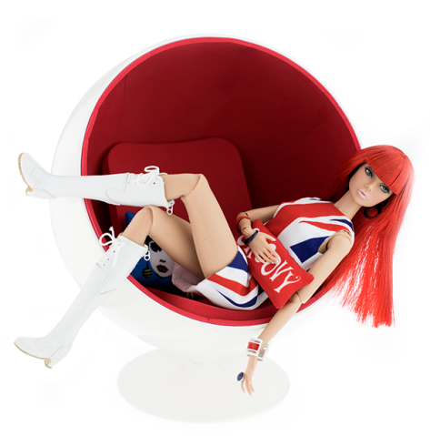 British Invasion! Poppy Parker doll 6