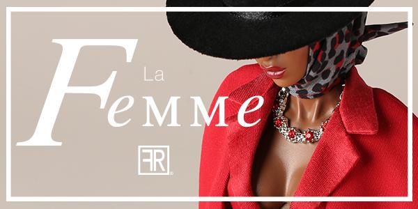 Fashion Royalty: colección La Femme