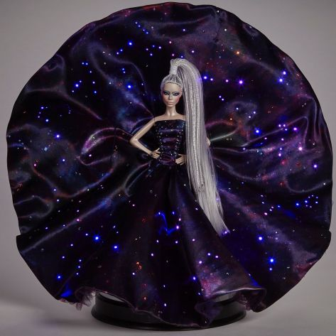 Galaxy Barbie Carlyle Nuera