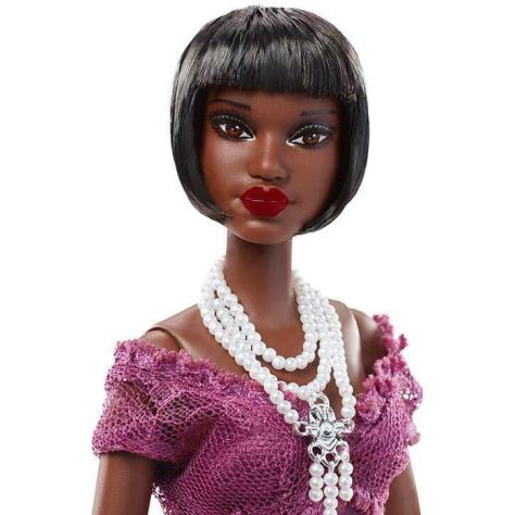 Selma DuPar James Barbie 1