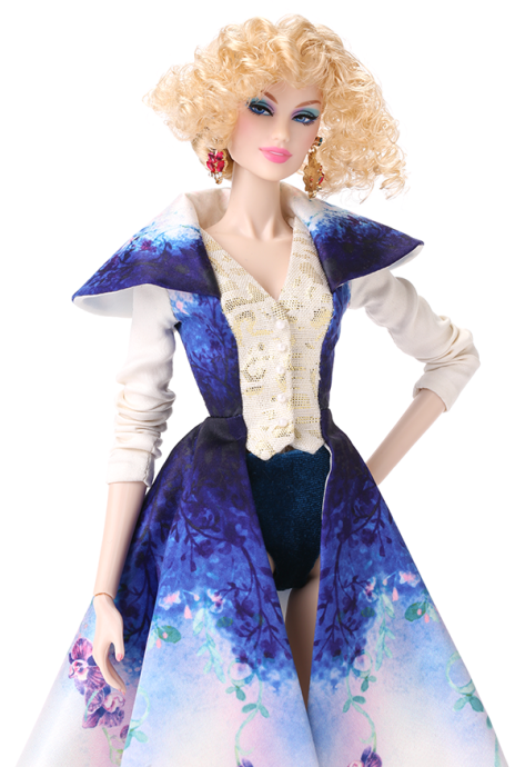 Touch of Whimsy doll IFDC 1