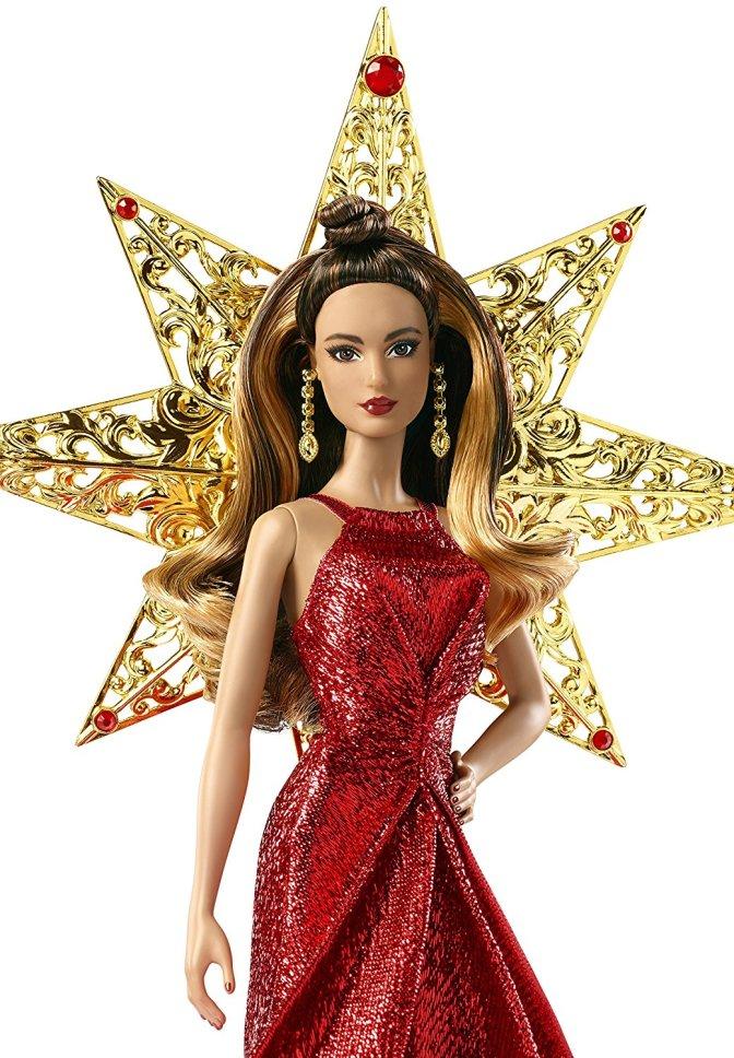 2017 Holiday Barbie Dolls, ¡la Navidad ya está aquí!