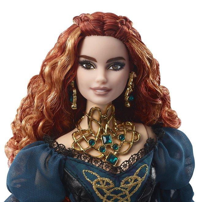 Sorcha Barbie Doll, la nueva muñeca en la colección Global Glamour