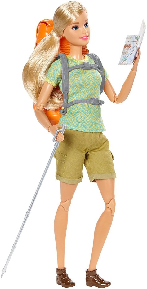 Barbie Made to Move The Ultimate Posable Rock Climber Doll 2
