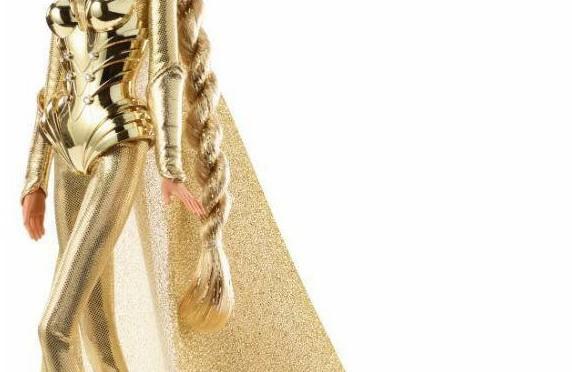 Barbie Golden Galaxy, de Bill Greening