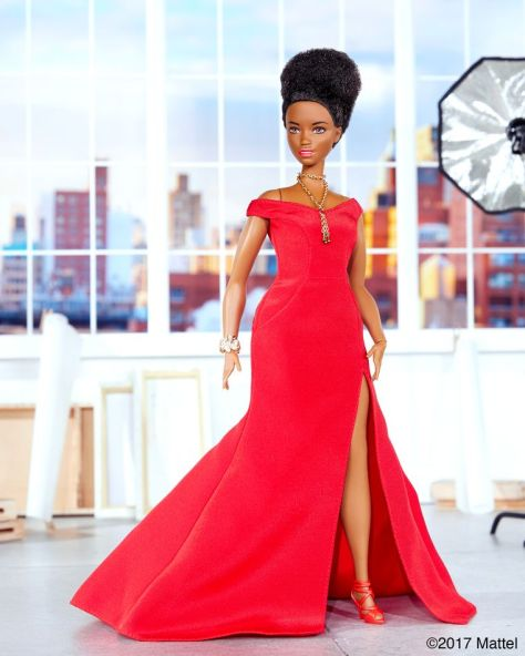 Christian Siriano OOAK barbie AA