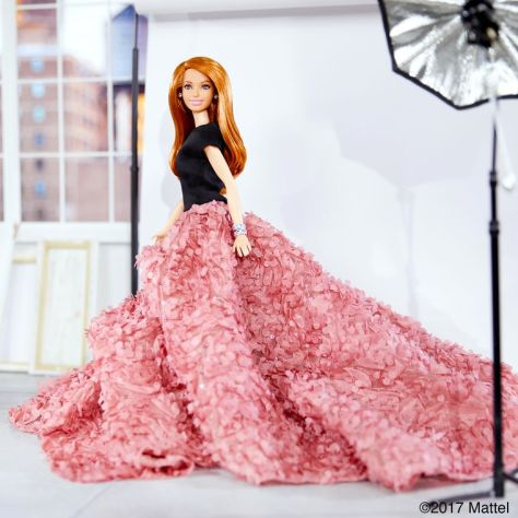 Christian Siriano OOAK barbie