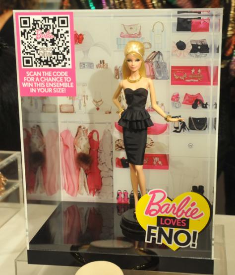 Barbie FNO Alexis Bittar
