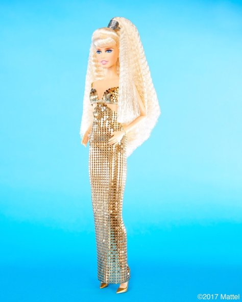 Claudia Schiffer Barbie doll