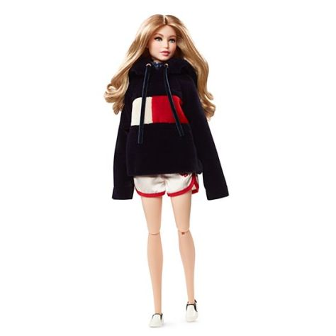 gigi hadid barbie doll 1