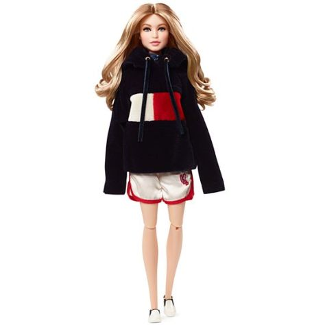 gigi hadid barbie doll 2