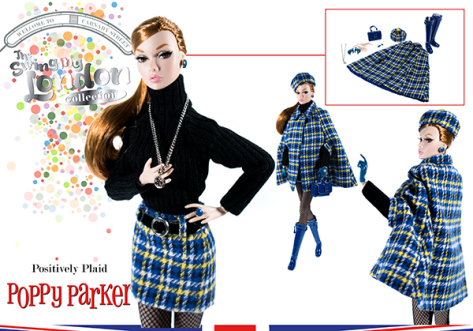 Positively Plaid Poppy Parker