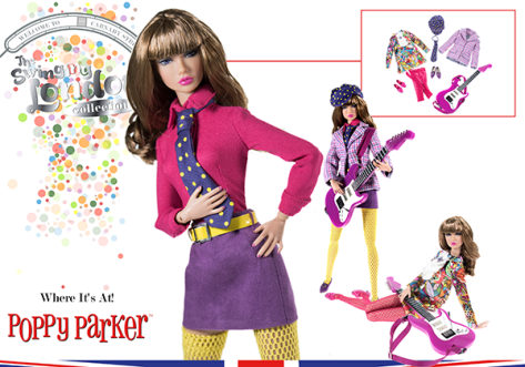 Where It's At! Poppy Parker