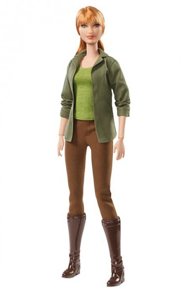 Claire Barbie Jurassic World Doll 1