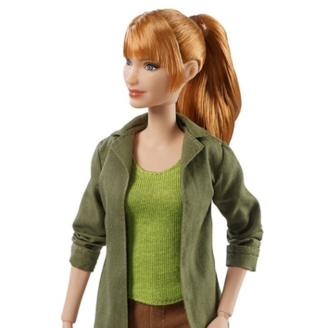 Claire Barbie Jurassic World Doll