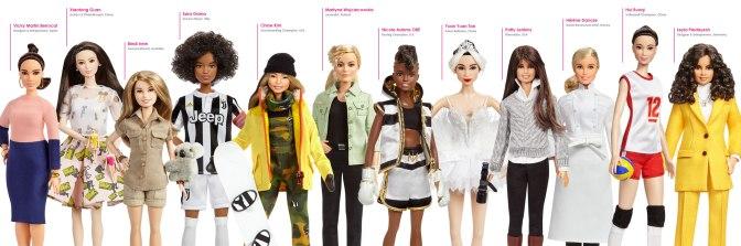 Barbie homenajea a algunas de las grandes mujeres de la Historia