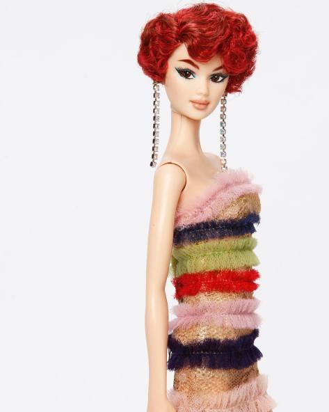 Spring at Versailles Barbie OOAK 3