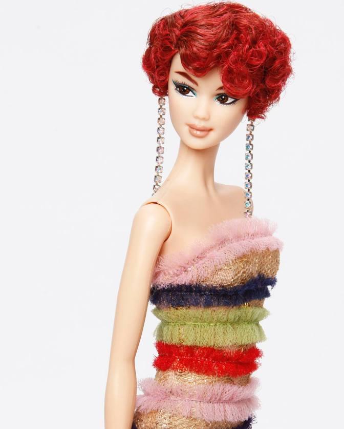 Spring at Versailles Barbie, la última OOAK de Carlyle Nuera