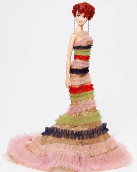 Spring at Versailles Barbie OOAK 6