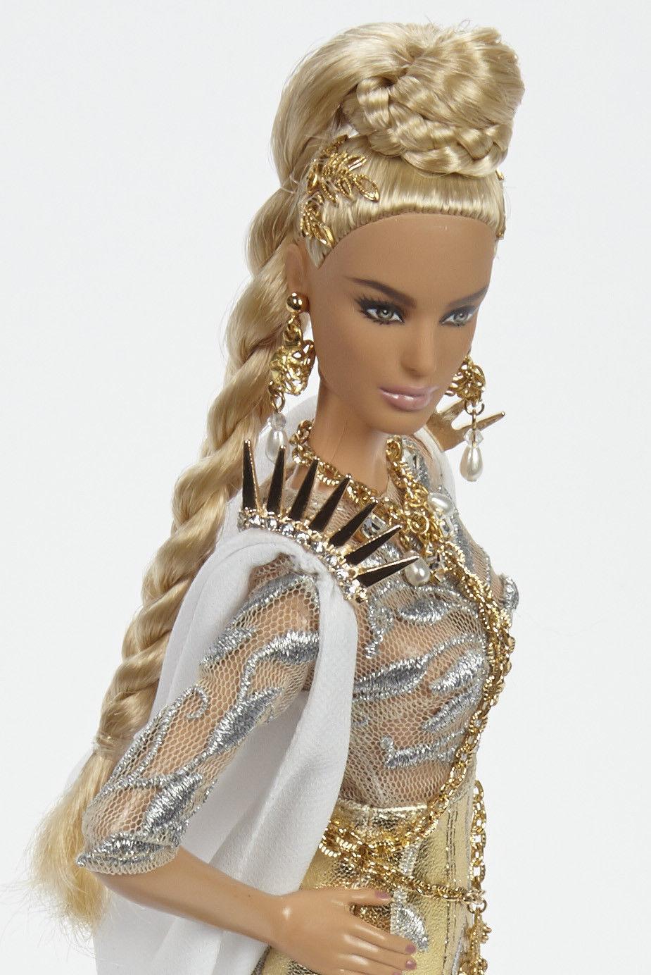 Barbie as Diana OOAK 1