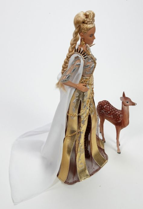 Barbie as Diana OOAK 2